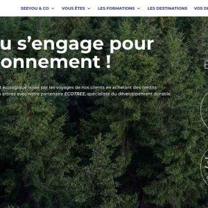 SeeYou s'engage pour l'environnement !