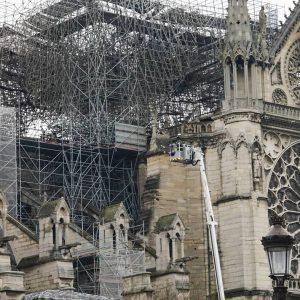 Reconstruction de Notre-Dame de Paris : les entreprises responsables
