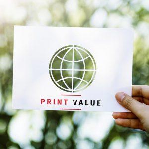 Copie verte pour Print Value
